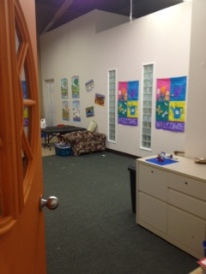 Our Preschool room.