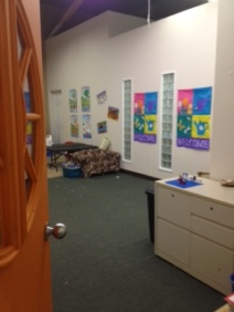Our Preschool room.