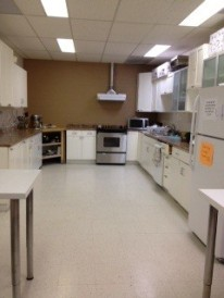 Katie's Kitchen - Sponsored by the Franzack Family! Loads of room the prep!
