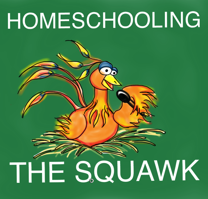 Squawkcast: Ep. 36 – Kidsource forHomeschooling