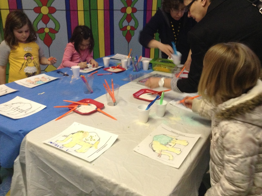 Crafts at the Feast
