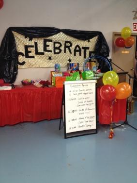 Celebrate 10 Year
