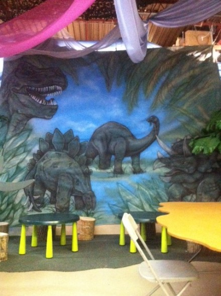 Dinosaurs 2014