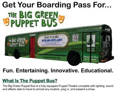 Puppet bus