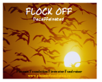 Flock label