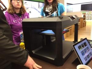 Meet the Makerbot!