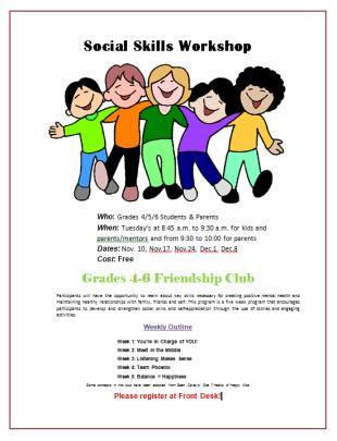 Social club 4-6
