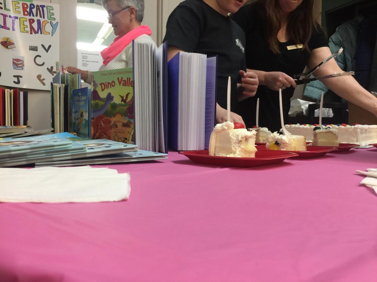 Literacy Day Celebration