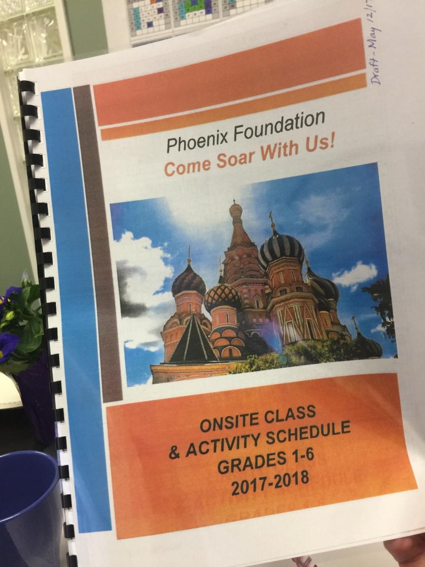 Gr. 1-6 Program Guide is nowHERE!