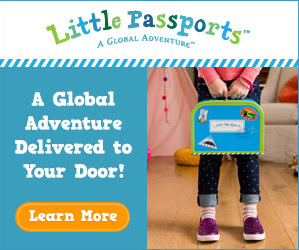 Join Little Passports and open up new worlds.